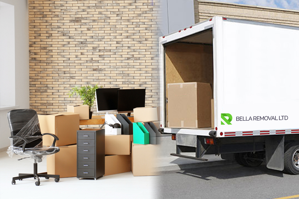 Man with a Van North London – how to organize your relocation?