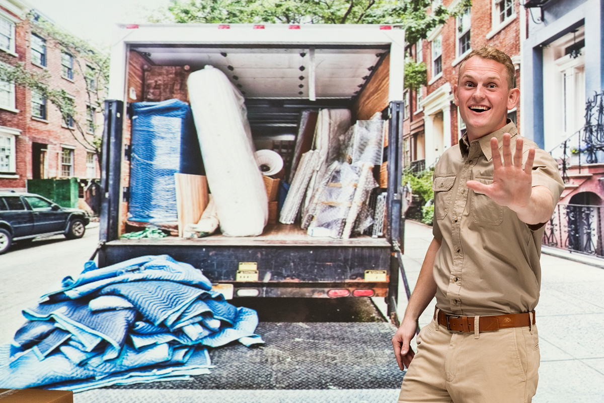 cheap removal men Guildford