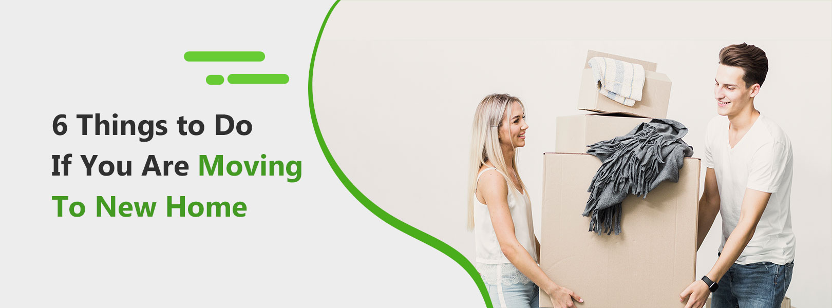 6 Important Things to Do When Moving into a New House