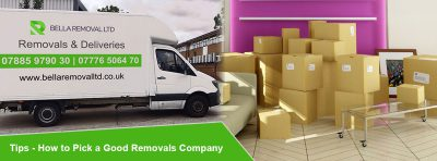 Tips on How to Find a Good Removal Company
